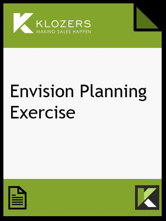 Envision Growth Planning Exercise
