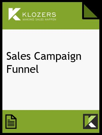 Sales Campaign Funnel
