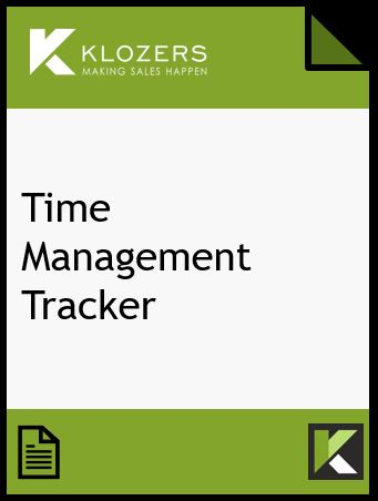 Time Management Tracker