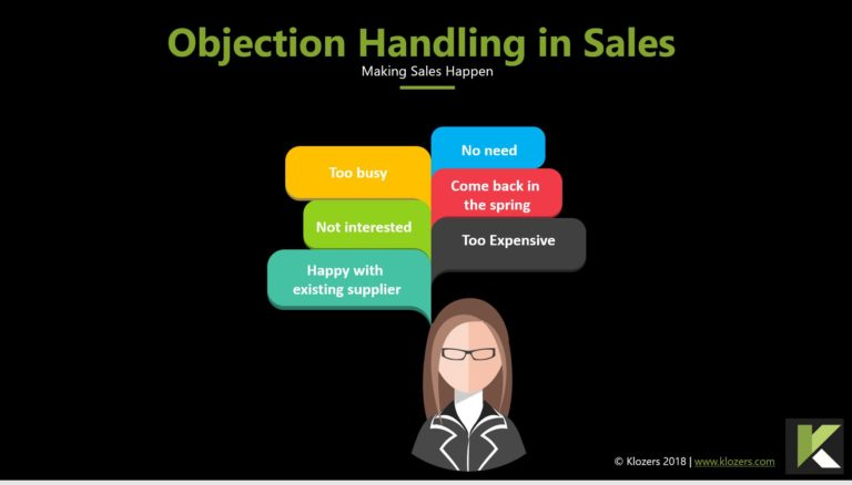 Objection Handling In Sales 2