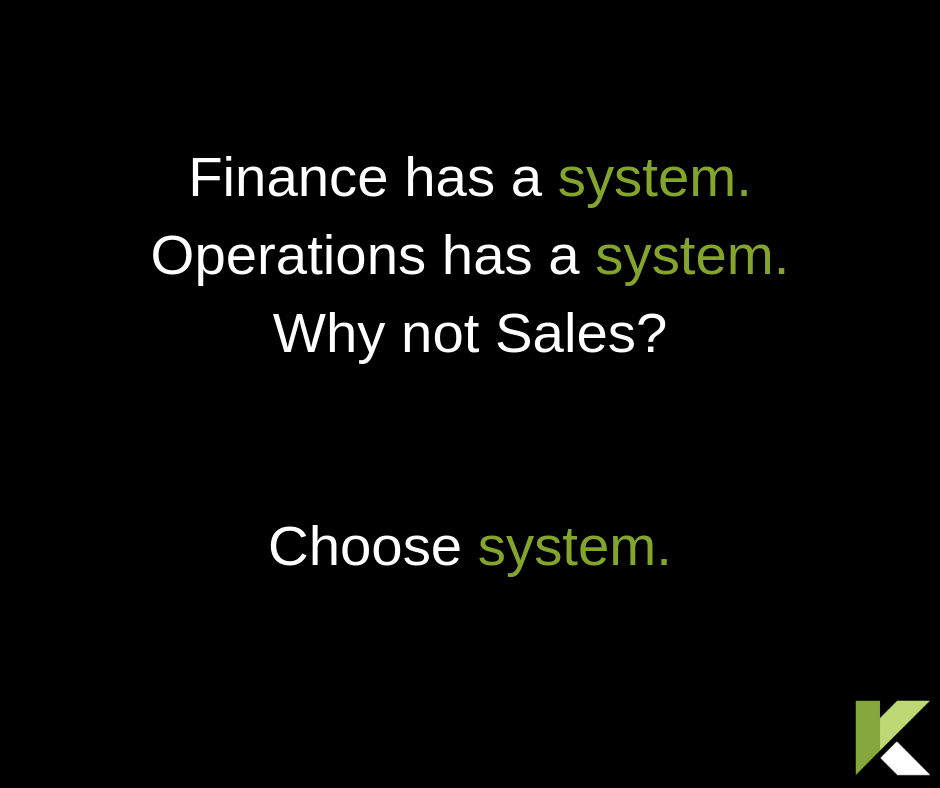 Sales Consulting System
