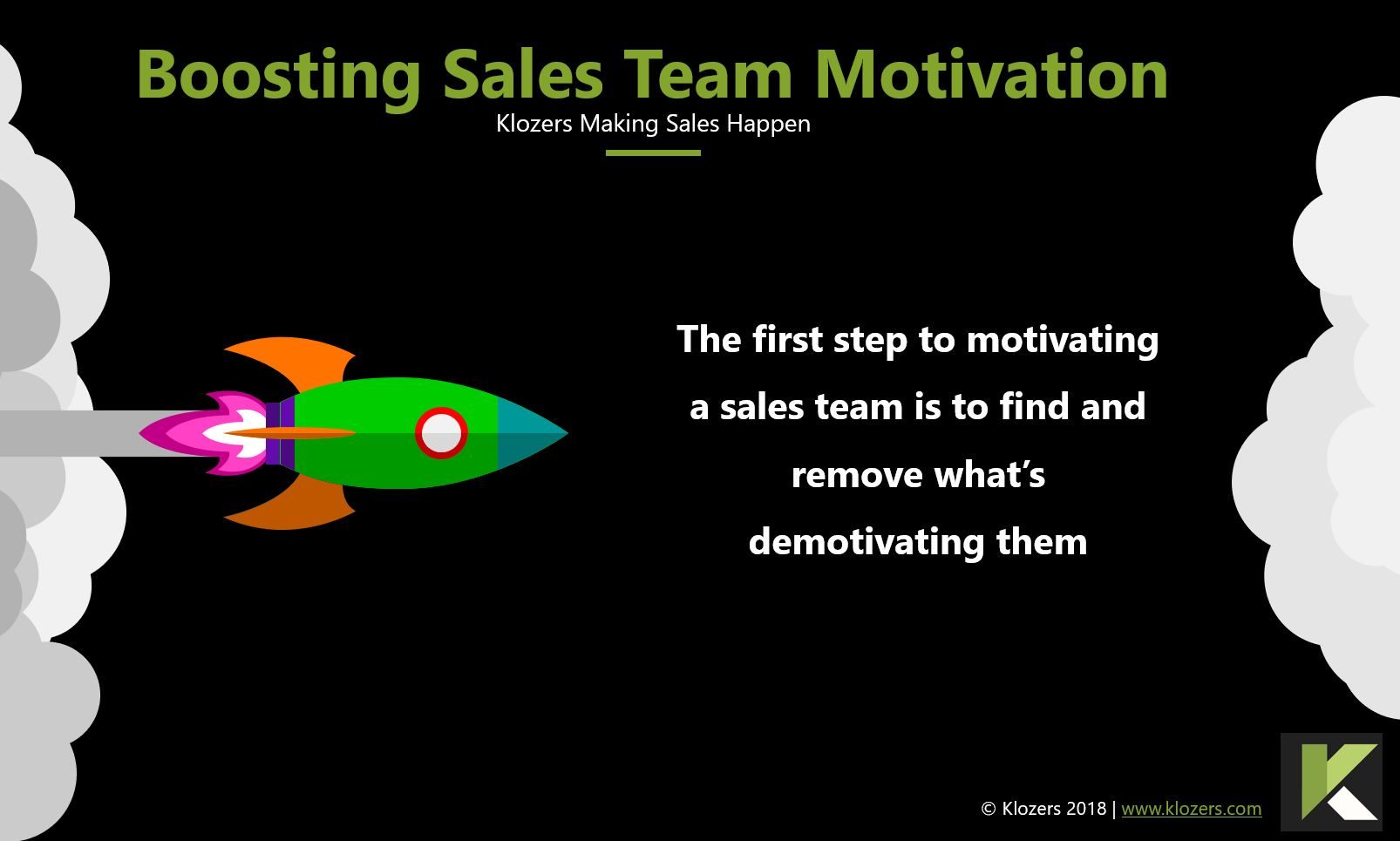 Sales Team Motivation