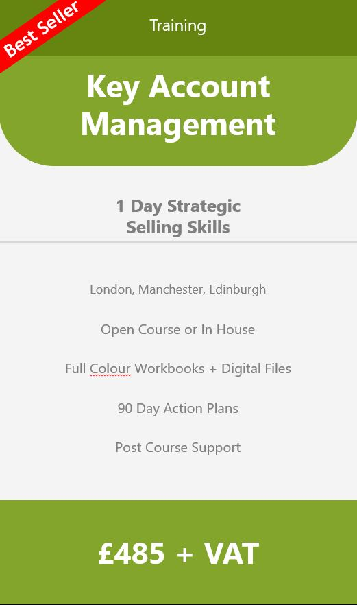 Key Account Management Training Course