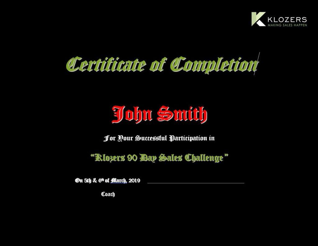 Best Online Sales Training Courses - Certification