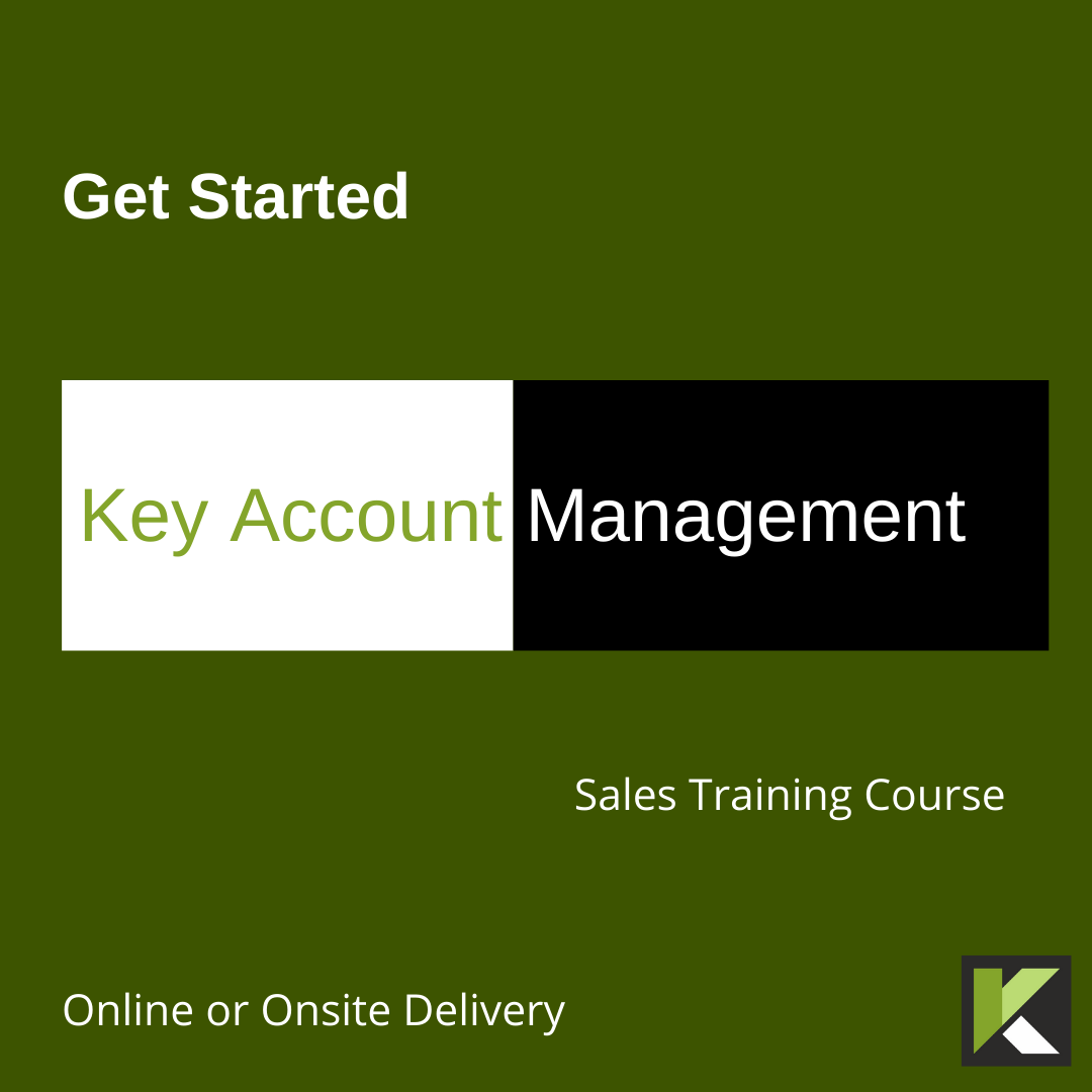 Key Account Management Training