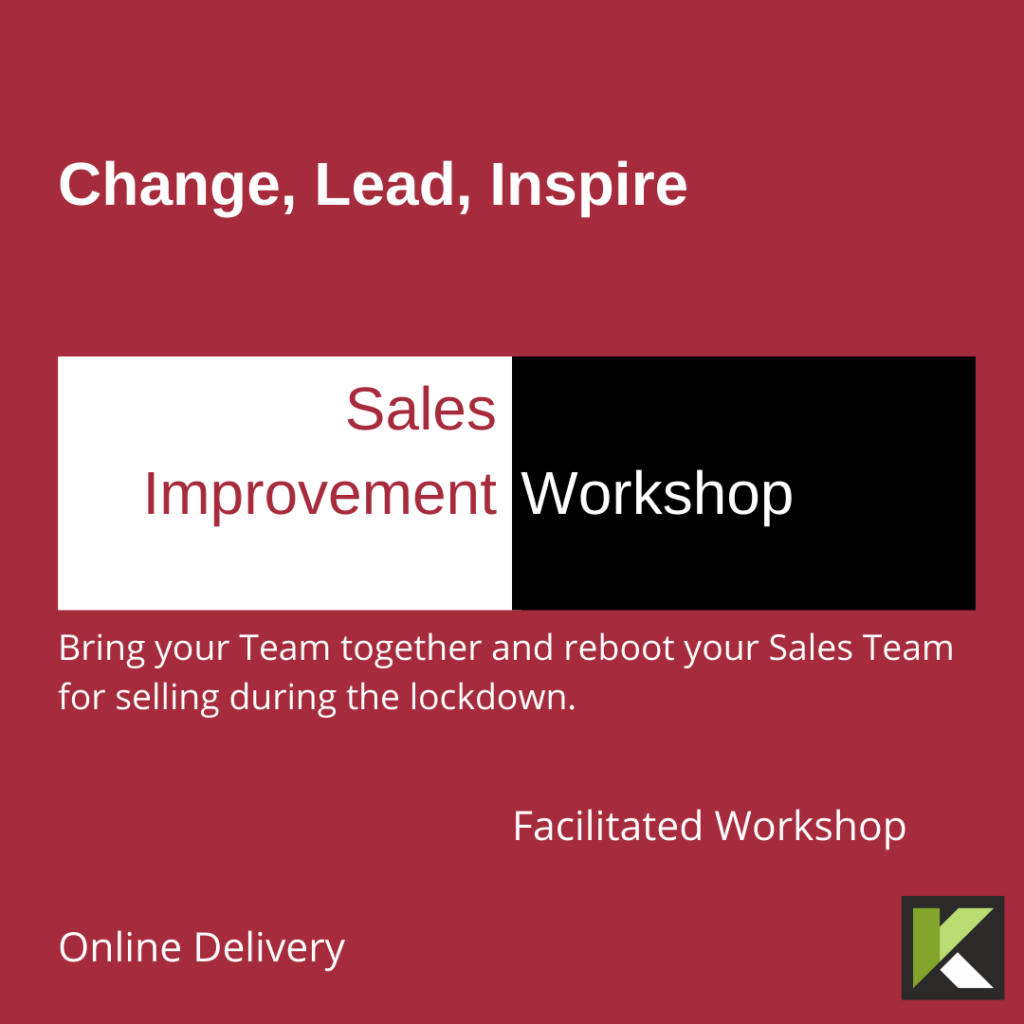 Sales Consulting Workshop